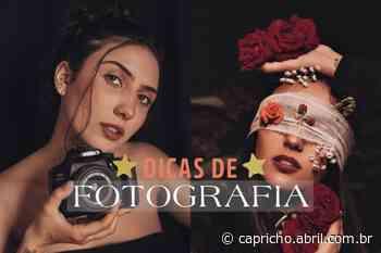 Fotografia: Nicole Assis dá dicas para quem está começando na profissão - Capricho