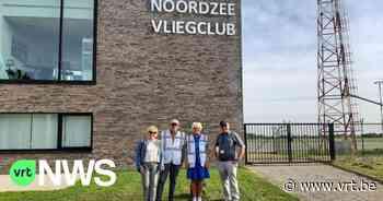 Vrijwilligers van vaccinatiecentra in Torhout en Gistel bedankt met vlucht boven West-Vlaanderen - VRT NWS