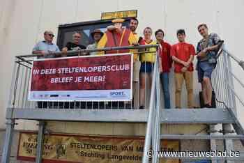 Steltenlopers houden opendeurdag (Merchtem) - Het Nieuwsblad