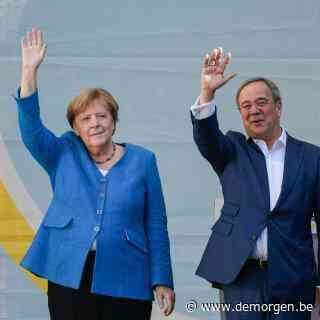 'Of CDU/CSU nu landelijk wint of niet, in Merkels thuisstaat hebben ze het verbruid'
