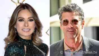 Galilea Montijo presume foto del pasado junto a protagonista de 'Grey's Anatomy' - Las Estrellas TV