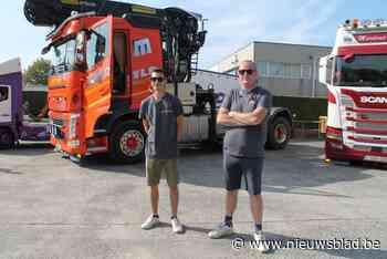 """Vrachtwagenchauffeurs tonen gouden hart op eerste Dieseldays: """"In iedere trucker zit een stukje Winnie de Pooh"""""""