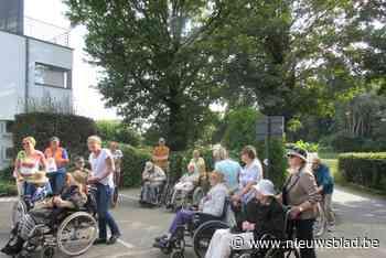 Dementievriendelijke Wijngaardwandeling door dorpscentrum van Grobbendonk - Het Nieuwsblad