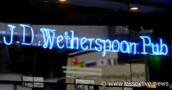 Essex Wetherspoon: Company slashed food and drink prices in all pubs for one day in tax protest - Essex Live