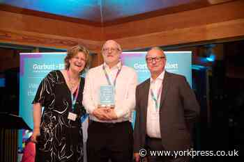 Garbutt + Elliott Food & Drink Awards 2021 winners unveiled | York Press - York Press