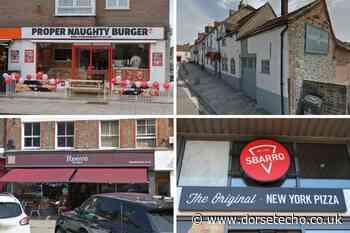 Latest food hygiene ratings issued across Dorset - Dorset Echo