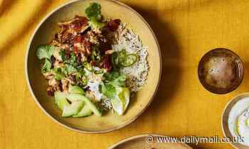 Food: Some like it hotter - Daily Mail