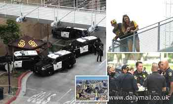 Mother, son die after falling from third level of Petco Park as fans headed inside for Padres game