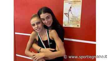 Moderna Legnano, Matilde Dellanoce argento al campionato Gold Allieve - SportLegnano.it - SportLegnano.it