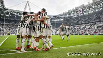 Juve earn nervy win; 20 without clean sheet