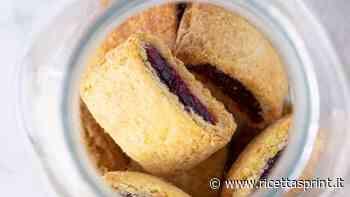 Biscotti croccanti fichi e noci, il biscotto tipico dell'autunno - RicettaSprint