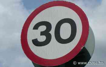 Temporary speed limit from tomorrow in Dalby - 3FM