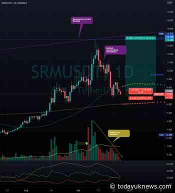 SRMUSDT : SERUM On Deck🧴 For BINANCE:SRMUSDT By CryptoZani - Todayuknews - Todayuknews