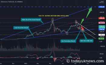 ETH MOVMENT SINCE 2020/What's Next ? 595 Or 7103 For BINANCE:ETHUSDT By Rayman13XX - Todayuknews - Todayuknews