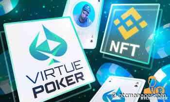Virtue Poker Launches the Binance Mysterybox Collection ahead of Celebrity Charity Poker featuring Justin Sun, Sandeep Nailwal, and Joe Lubin   BTCMANAGER - BTCMANAGER