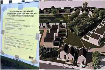 """Buren protesteren tegen bouwplannen: """"Dit is de verkaveling te veel"""" - Het Nieuwsblad"""
