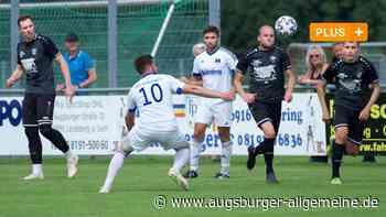 Kaufering siegt im Spitzenspiel der Fußball-Bezirksliga Schwaben