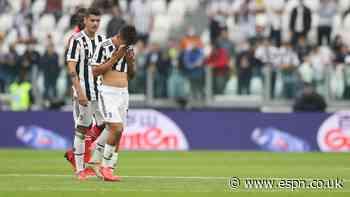 Juve beat Samp; Dybala to miss UCL vs. Chelsea