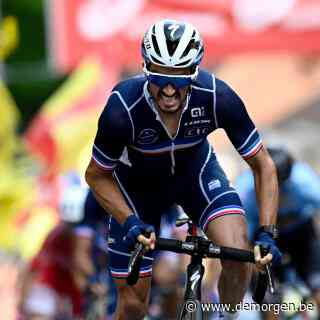 Julian Alaphilippe volgt zichzelf op als wereldkampioen wielrennen, Jasper Stuyven (4de) beste Belg