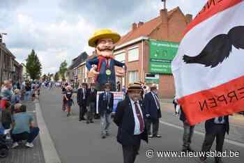 Ook Antwerpse snorren tussen de reuzen op Koveken