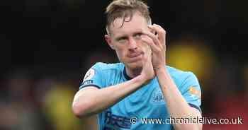 Newcastle United fans make Sean Longstaff point after Watford draw
