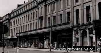 The famous Newcastle Grainger Street store that clothed generations of Tynesiders