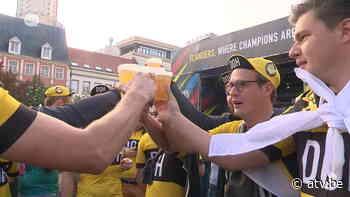 """WK in Antwerpen: """"Fantastisch dat we dit kunnen meemaken."""" - ATV"""