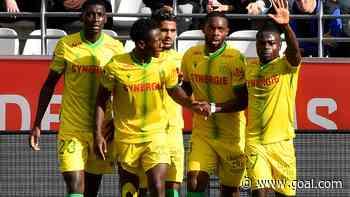 Simon scores as Nantes lose to Ekitike's Reims