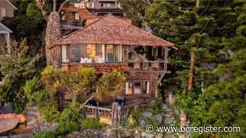 Laguna Beach 'Ark'-inspired home lists for $10 million - OCRegister