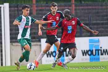 """Abdoul Karim Danté (RWDM) blijft positief:""""Het voetbal wordt elke wedstrijd beter"""""""