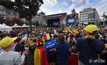 WK lokt 300.000 bezoekers naar Antwerpen - ATV