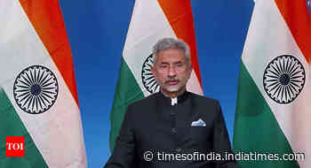 Jaishankar continues series of bilateral meetings on UNGA sidelines, to visit Mexico from US