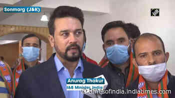 Participate in 'Catch the Rain' water conservation move: Anurag Thakur