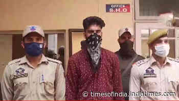 Jammu Police arrest terrorist associated with The Resistance Front