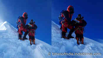 Two ITBP mountaineers scale Mount Manaslu in Nepal