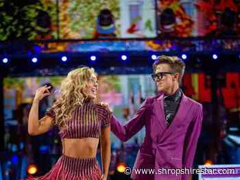 McFly star Tom Fletcher and Strictly dance partner test positive for coronavirus - shropshirestar.com