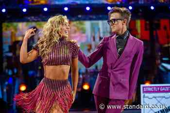 Strictly Come Dancing: Tom Fletcher and Amy Dowden test positive for coronavirus - Evening Standard