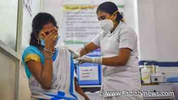 COVID: Tamil Nadu inoculates 24.85 lakh in third mega vaccination drive - India TV