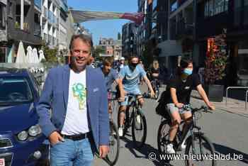 Deinze wil nog meer straten waar fietsers de baas zijn - Het Nieuwsblad