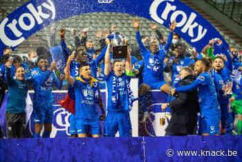 Titelhouder Genk opent bekercampagne bij Winkel Sport, Club Brugge ontvangt Deinze - Knack.be