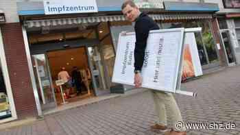 Eutin/Lensahn/Bad Schwartau: Impfzentren geschlossen: Zeit für eine erste Bilanz   shz.de - shz.de