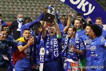 CROKY CUP. Club Brugge tegen Deinze, La Louvière-Anderlecht en titelverdediger Genk tegen amateurclub Sint-Eloois Winkel - Het Nieuwsblad