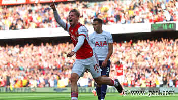 'Best day of my life!' - Arsenal star Smith Rowe elated after scoring in derby win over Tottenham