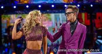 Strictly's Tom Fletcher and Amy Dowden test positive for Covid after first live show