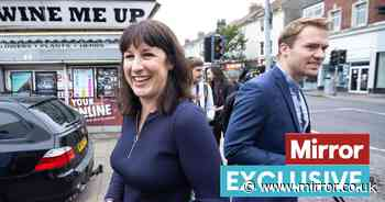 Labour's Rachel Reeves on her strict home budget - 'my nails are my biggest luxury'