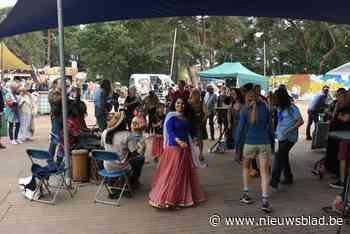 Fiesta Mundial sluit zomer af in een feestelijke sfeer - Het Nieuwsblad