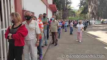 Inicia aplicación de segunda dosis de Sputnik-V en Boconó - Diario de Los Andes