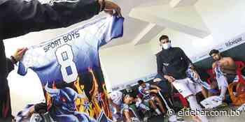 Sport Boys, de la gloria al olvido   EL DEBER - EL DEBER