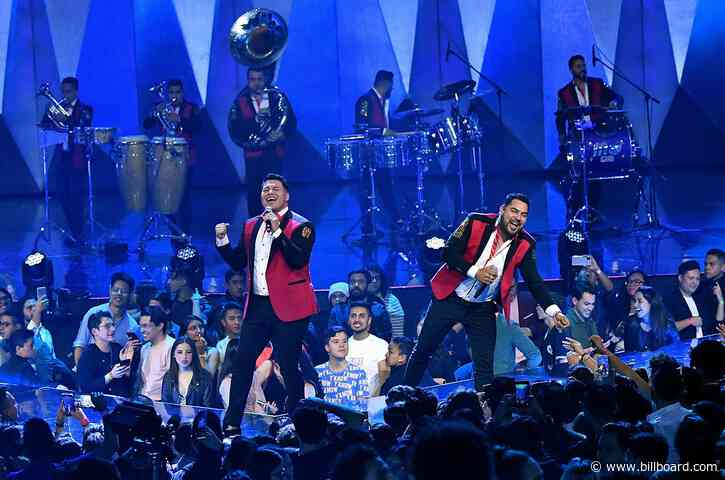 Banda MS' 'Positivo' Tour Makes Miami Stop: 'You're the Best Thing That's Happened to Us'