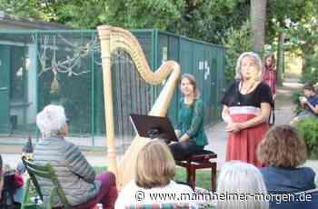 Harfe und Märchen - Mannheimer Morgen